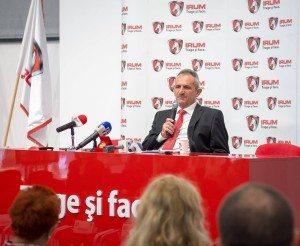 Mircea Eugen Oltean, director general IRUM Reghin.