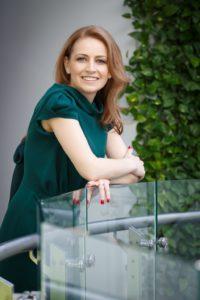 Lucia Costea, managing partner al Secom