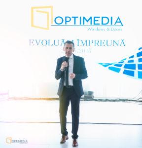 Marius Ioan Pantiş, general manager Optimedia