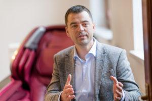 Adrian Rus, fondator şi CEO Komoder
