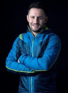 Alpinistul Vlad Căpușan (27 de ani)